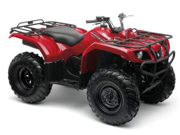 Yamaha Grizzly 350 4WD (2012)