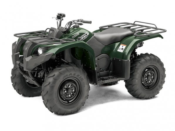 Yamaha Grizzly 450 EPS (2012)