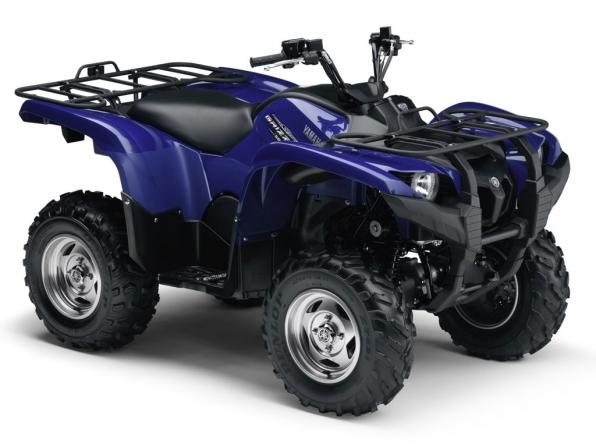 Yamaha Grizzly 550 EPS (2012)