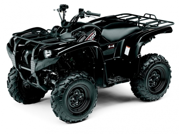 Yamaha Grizzly 700 EPS Special Edition (2012)