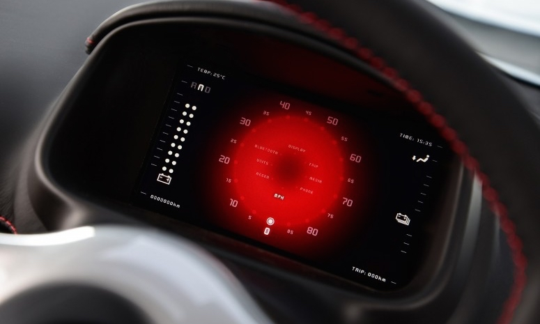 Yamaha MOTIV des F1-Designers Gordon Murray
