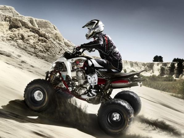 Yamaha YFM700R Special Edition (2012)