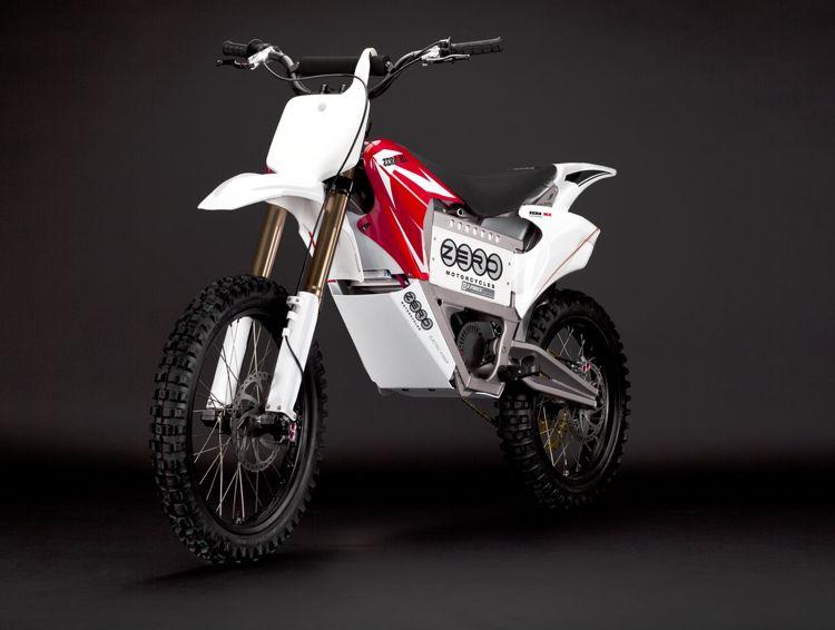 Zeromotorcyles Zero Mx 2010