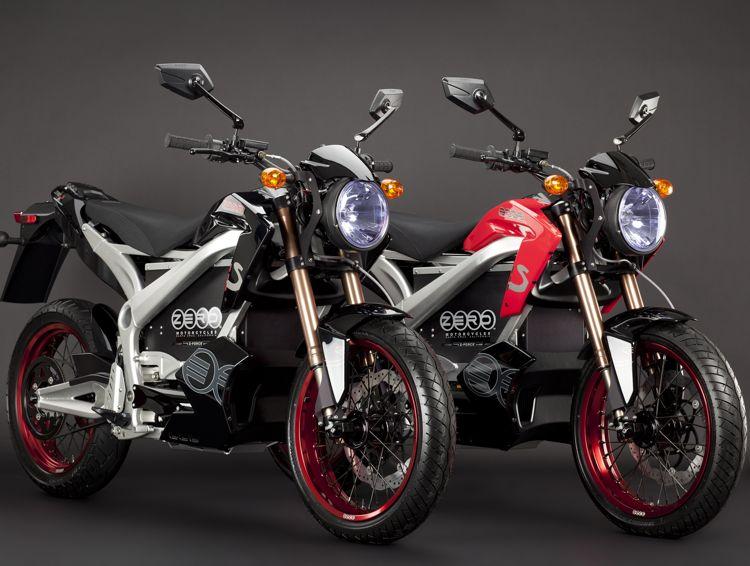 Zeromotorcyles Zero S 2011