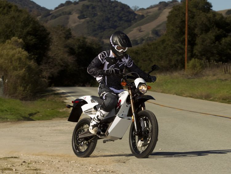 Zeromotorcyles Zero X 2011