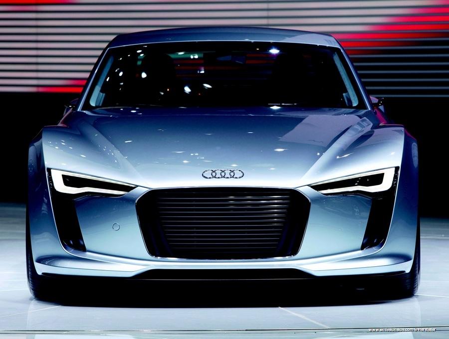 009 audi e tron 2010 - Audi e-tron Spyder Plug-In-Hybrid (2010)