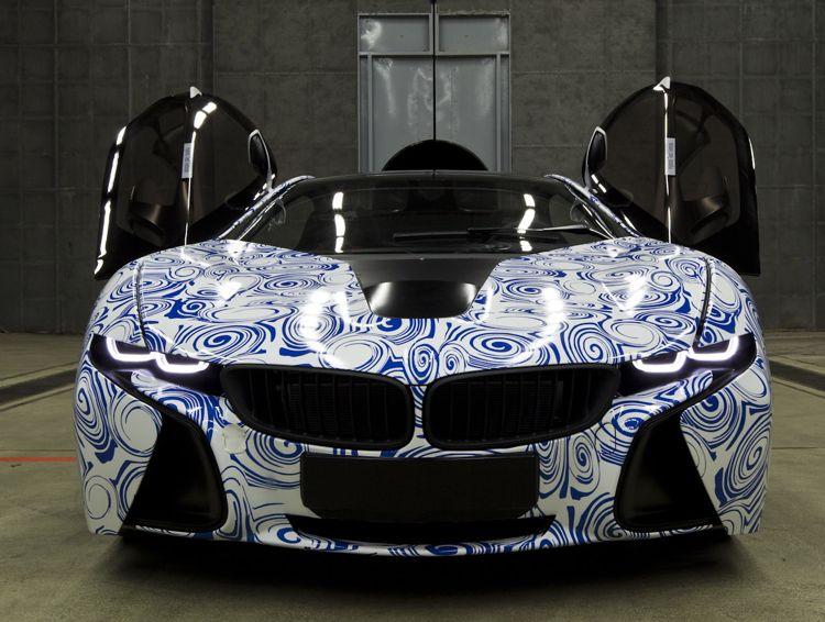BMW bringt Plugin-Hybrid Sportwagen ab 2013 in Serie