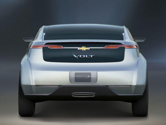 002 chevrolet volt automobile revolution oder nur eine tuschung - Hybrid- oder Elektroauto? Der Chevrolet Volt wird Green Car of the Year 2010
