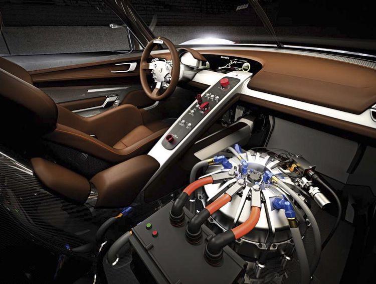 """Detroit Auto Show: """"Best in Show"""" Award für den Porsche 918 RSR Hybrid"""