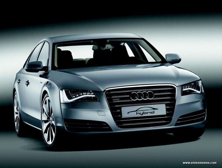 Audi A8 Hybrid (2010)