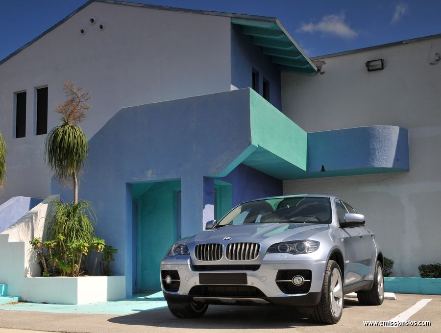 BMW X6 ActiveHybrid (2009)
