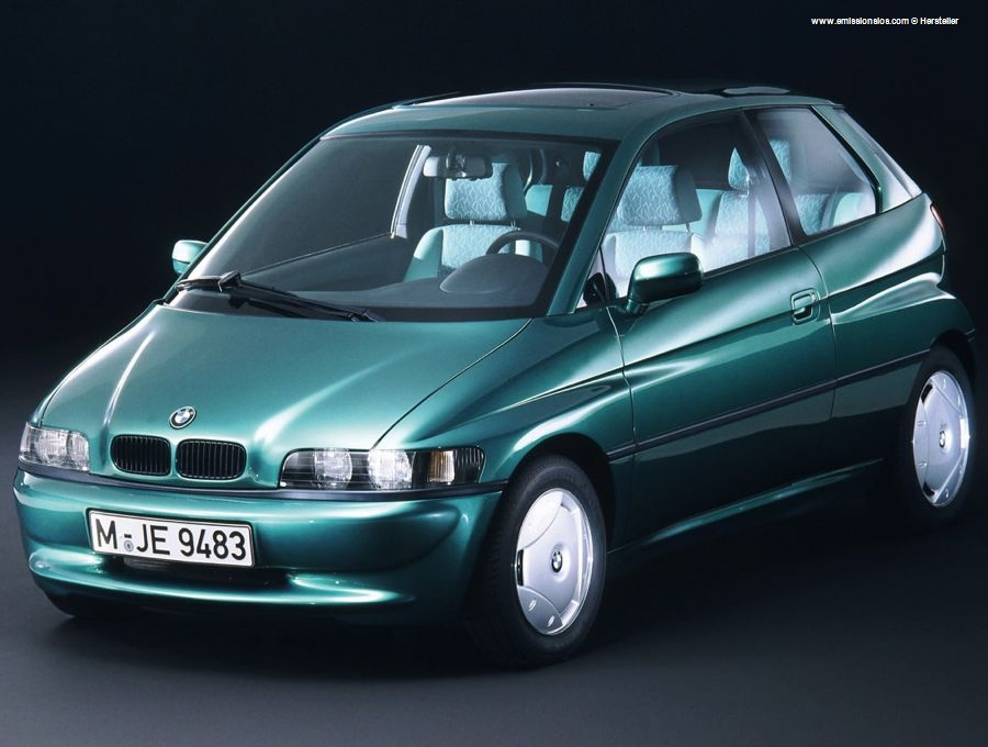 BMW E1 (1991)