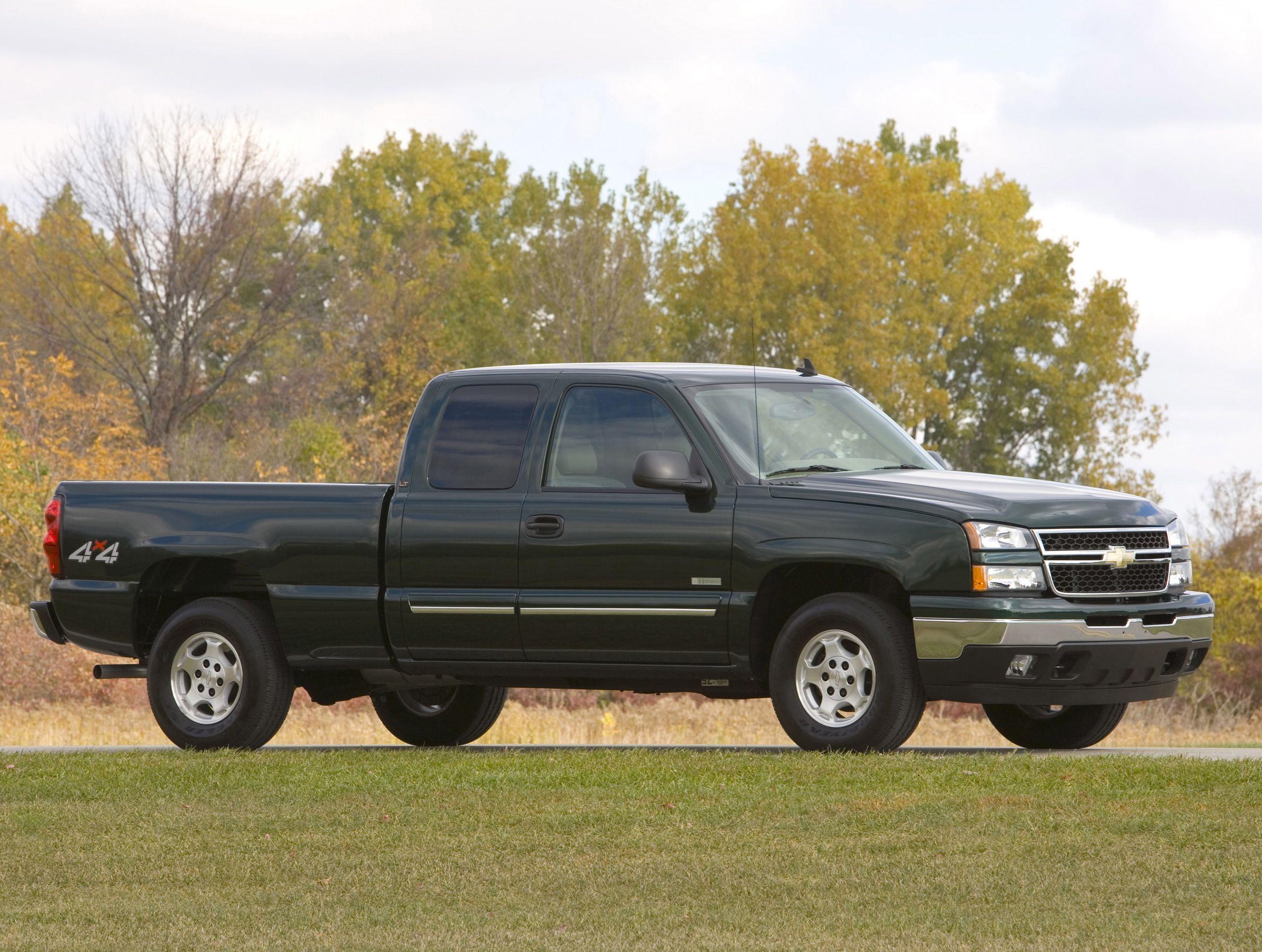 Chevrolet Silverado 2Mode Hybrid (2007)