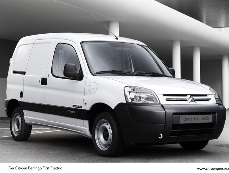 Citroen Berlingo First Electric (2010)