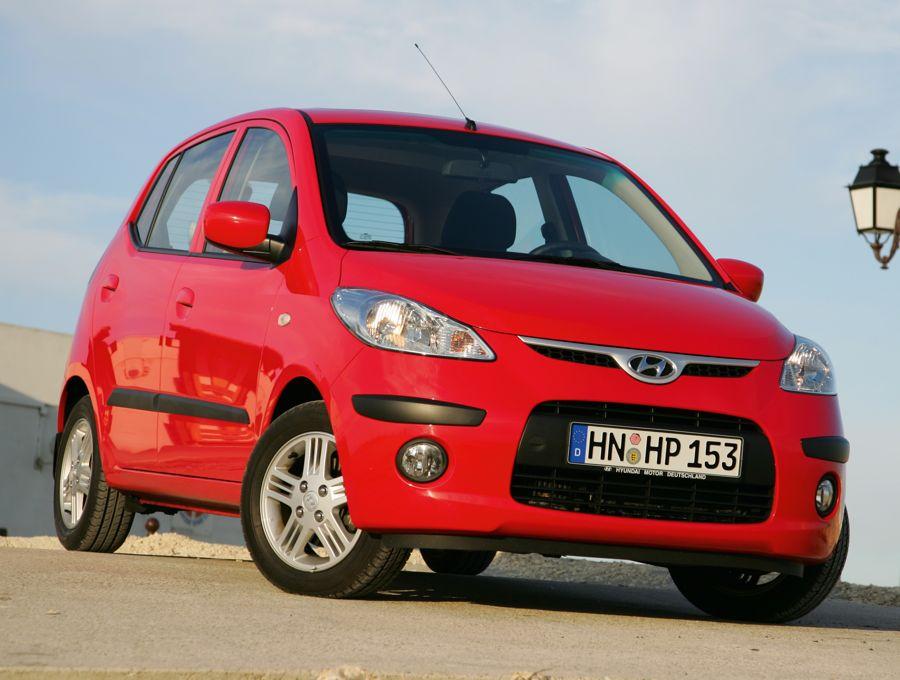 Hyundai i10 CNG (2008)