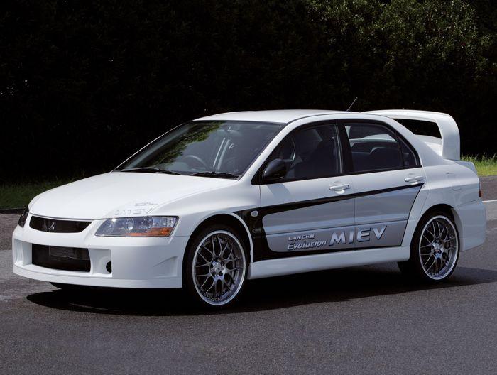 001 mitsubishi lancer evolution miev 2005 - Mitsubishi Lancer Evolution MiEV (2005)