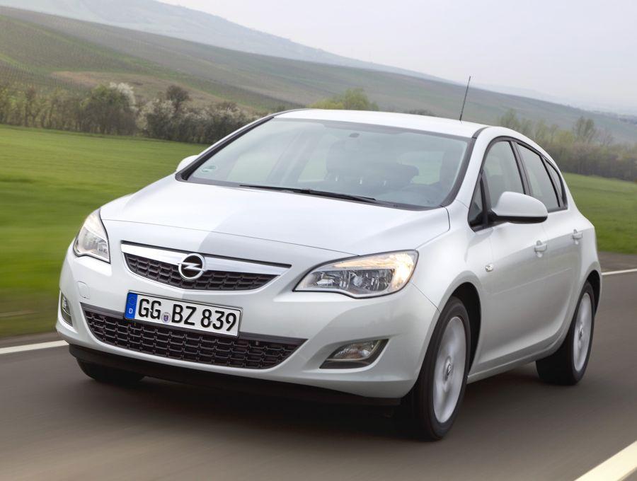 Opel Astra EcoFlex LPG (2010)