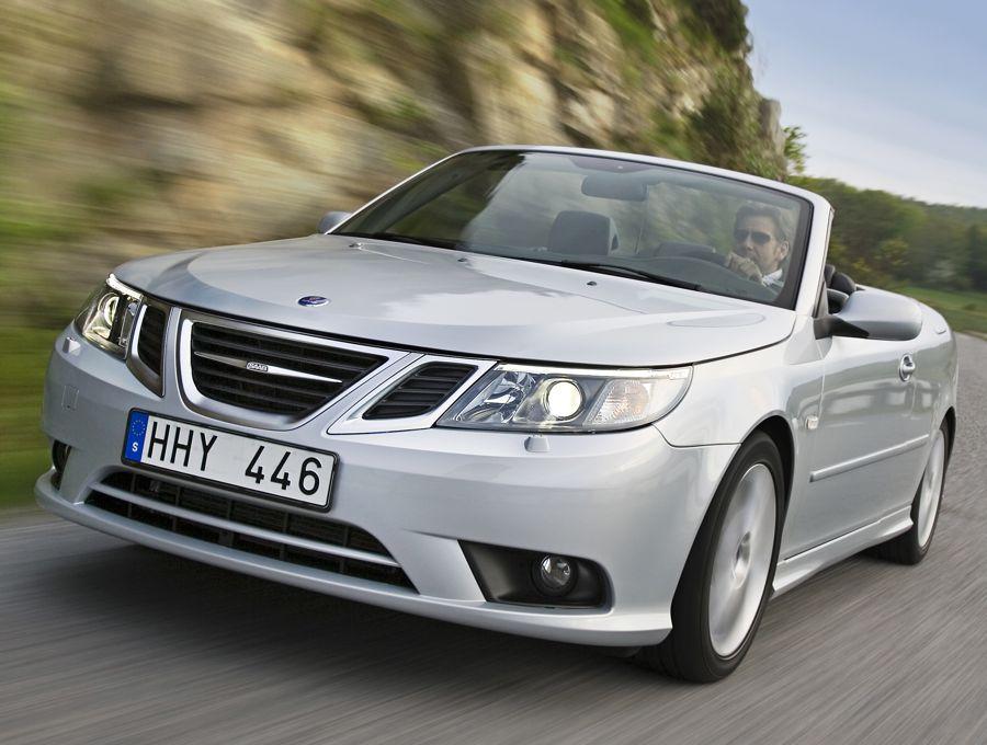 001 saab 93 biopower hybrid 2006 - Saab 9.3 BioPower Hybrid (2006)