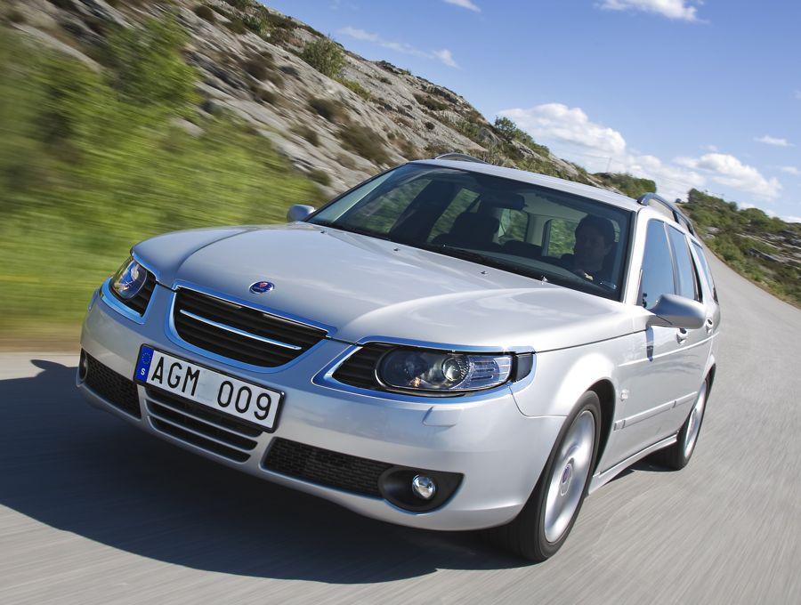 Saab 9.5 Biopower (2009)
