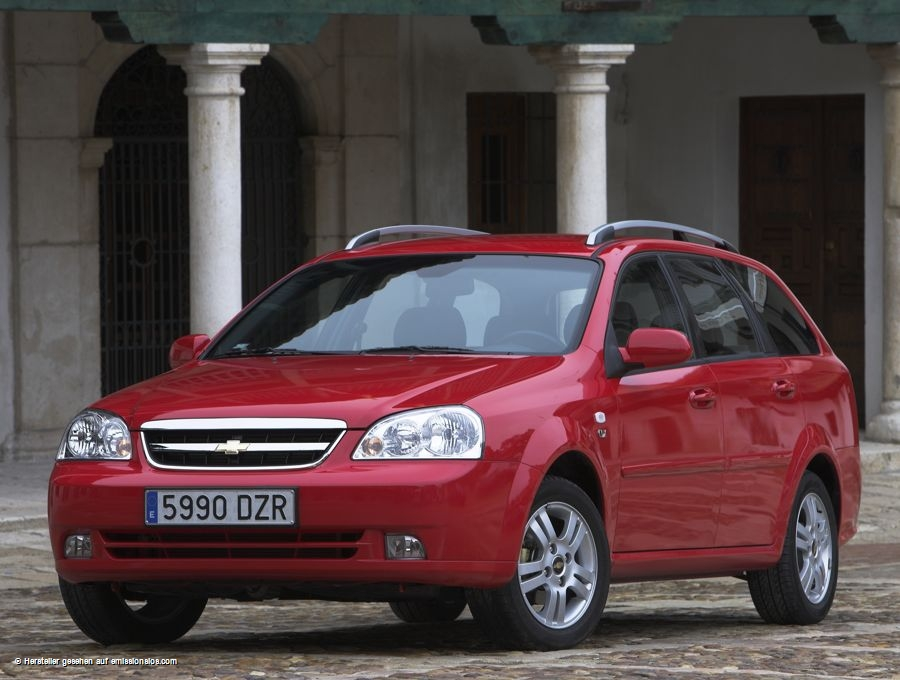 Chevrolet Nubira LPG (2010)