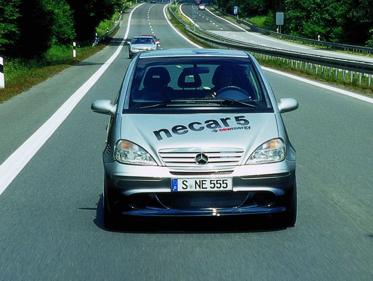 Mercedes-Benz NECAR 5 (2000)