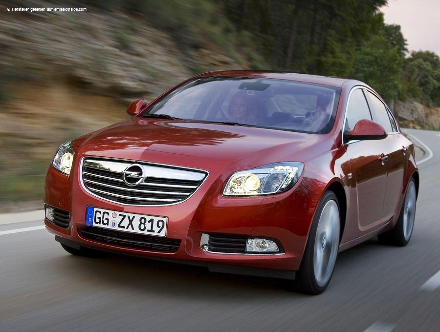 Opel Insignia ecoFlex (2010)