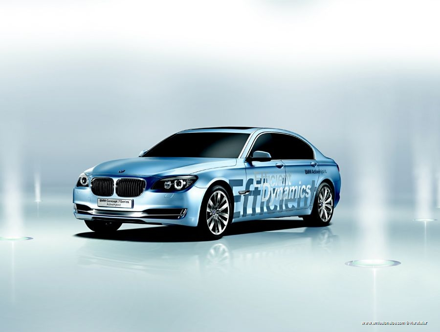 BMW Concept 7 Series ActiveHybrid (2008)