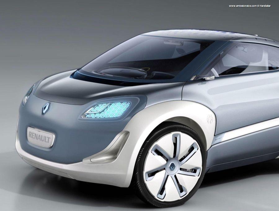 Renault ZOE ZE (2010) Concept
