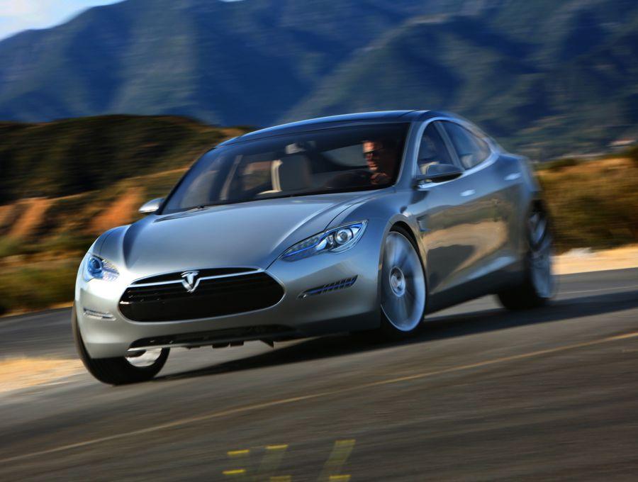 Tesla Modell S (2011)