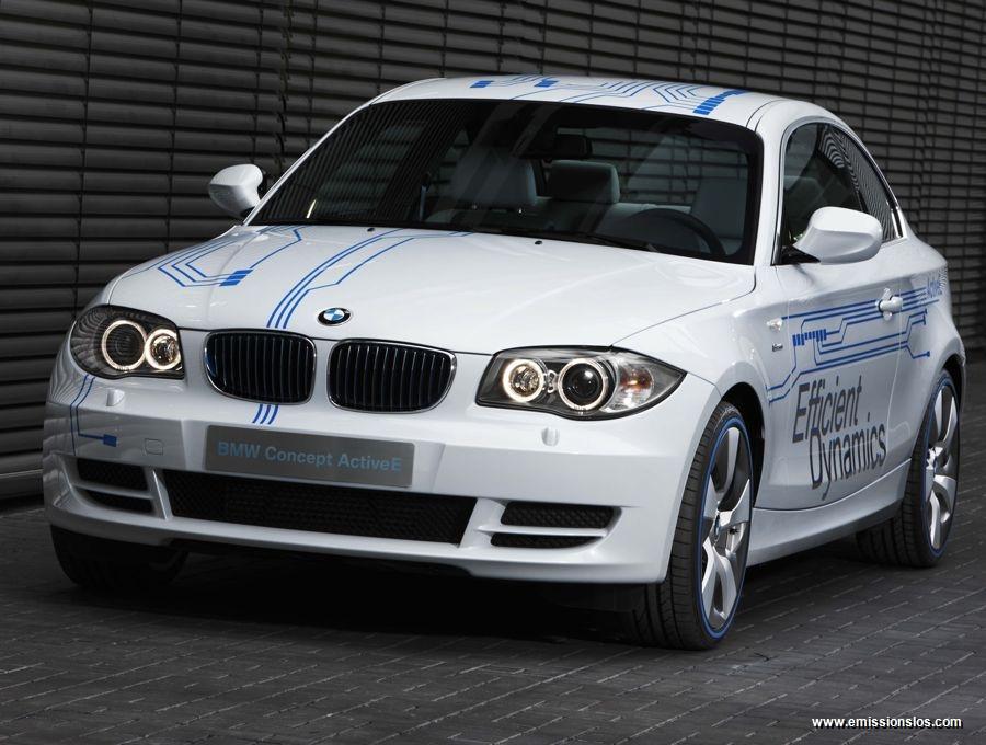 BMW Concept Active E (2010)