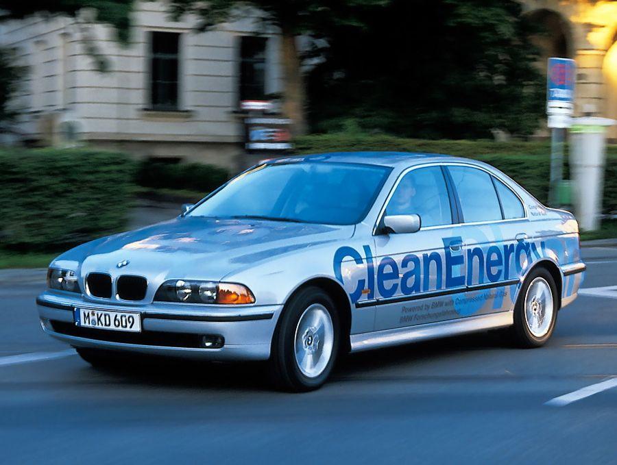 BMW 750 hl (1999)
