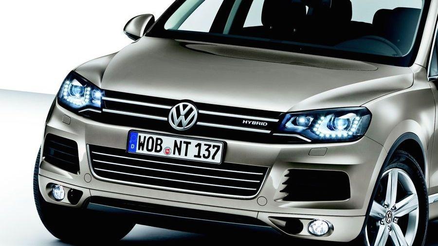 VW Touareg Hybrid (ab 2010)