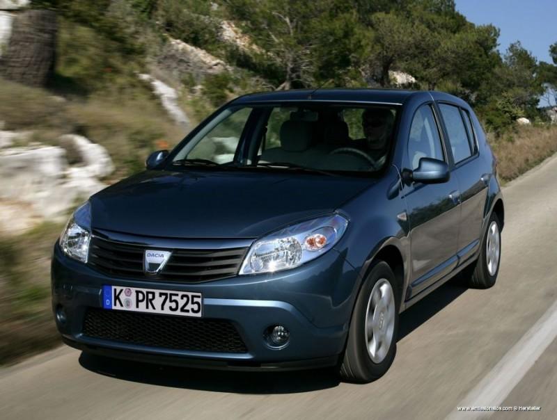 Dacia Sandero 1.4 MPI LPG (2010)