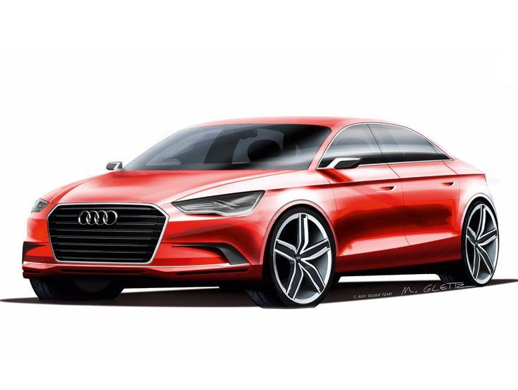 001 genf 2011 audi zeigt a3 studie mit stufenheck und allradantrieb - Genf 2011: Audi zeigt A3-Studie mit Stufenheck und Allradantrieb