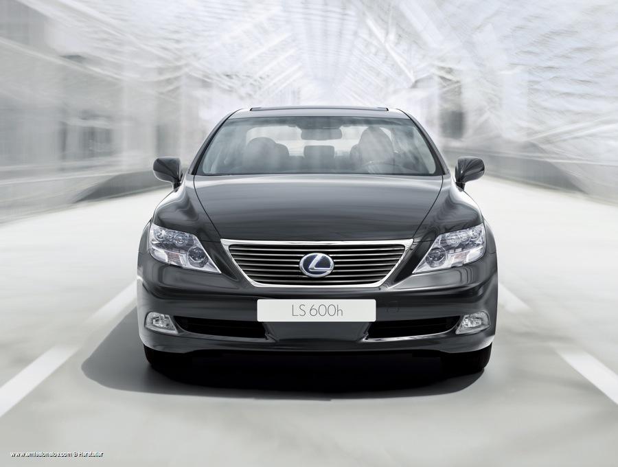 004 lexus ls 600h 2009 - Lexus LS 600h (2009)
