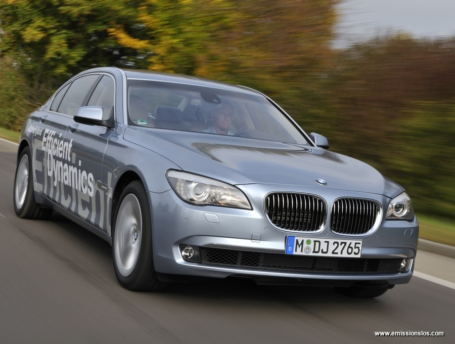 BMW ActiveHybrid 7 (2009)