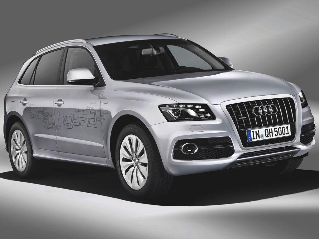 Audi Q5 Hybrid (2011)
