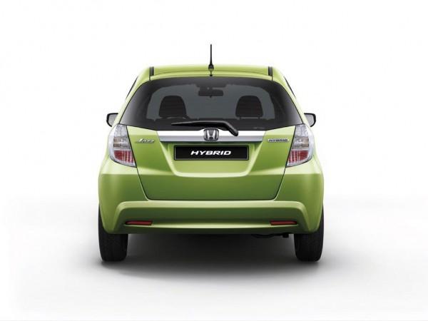 Honda Jazz Hybrid: Erster Hybrid-Kleinwagen ab 18 900 Euro erhältlich