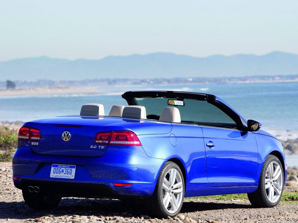 VW EOS Cabriolet