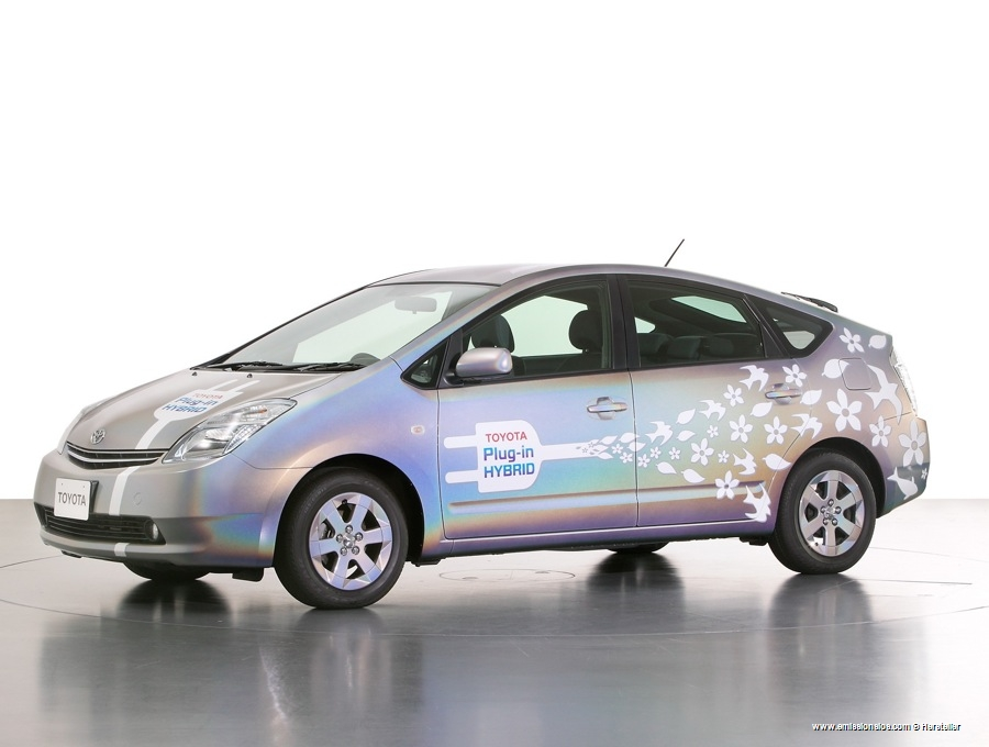 Toyota Prius 2 Plug-In-Hybrid (2008)