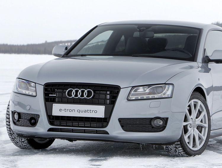 Audi e-Tron Quattro (2010)