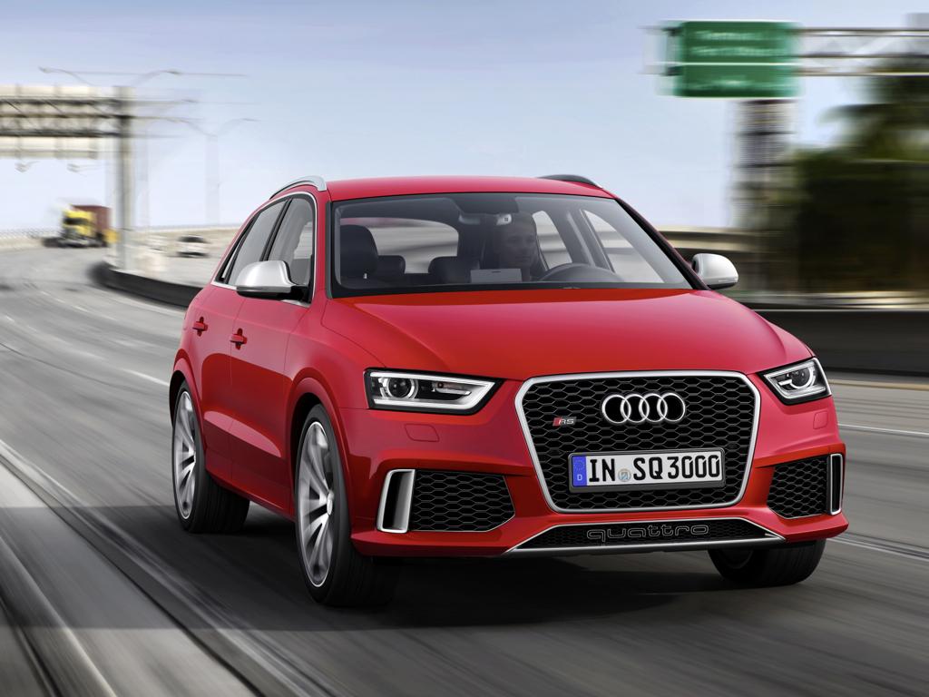 Hier können Sie die komplette Preisliste des neuen Audi Q3s herunterladen