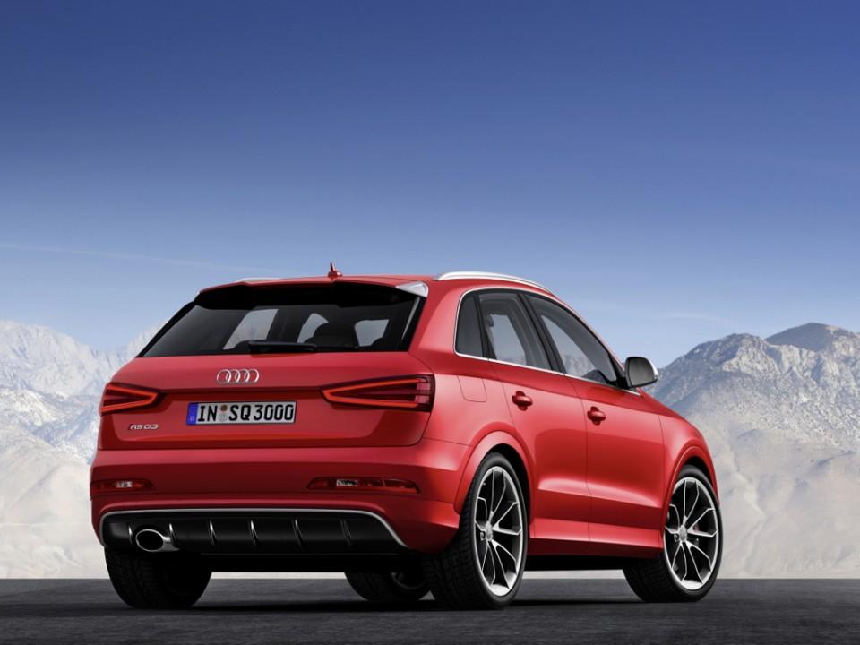 Audi Q3: Bilder, Video und Preise des neuen SUV aus Ingolstadt