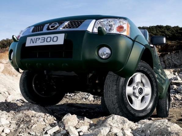 Nissan NP300 (2012)