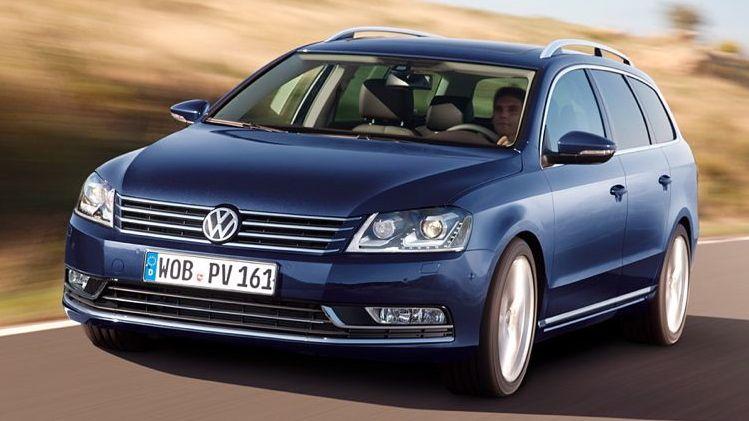 VW Passat Variant BlueTDI- Genügsamer Diesel mit intelligenter Technik