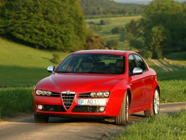 Alfa Romeo mit LPG Autogas