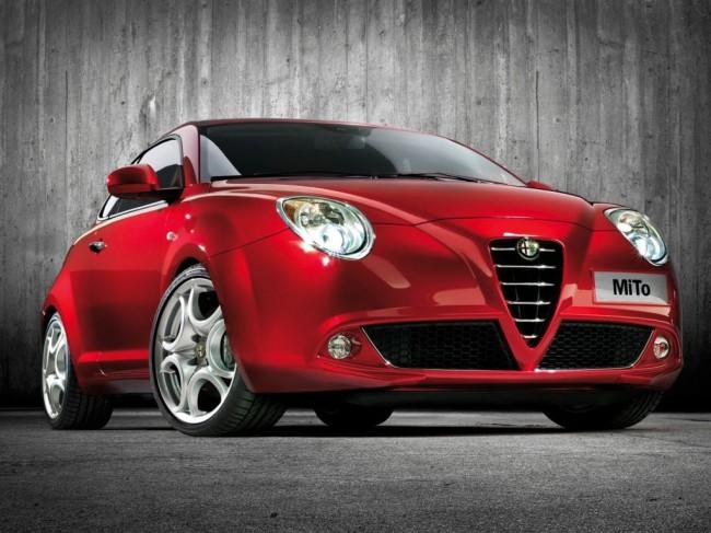 Alfa Romeo Mito (2011)