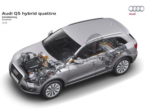 audi q5 hybrid quattro mj2011 img 05 600x450 - Audi Q5 hybrid quattro: 10.000 € Aufpreis für 1,7 Liter weniger Verbrauch