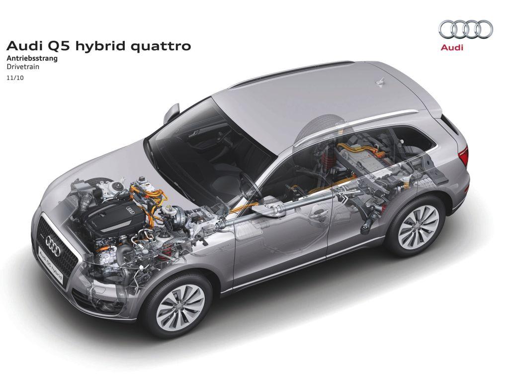 audi q5 hybrid quattro mj2011 img 05 - Audi Q5 hybrid quattro: 10.000 € Aufpreis für 1,7 Liter weniger Verbrauch