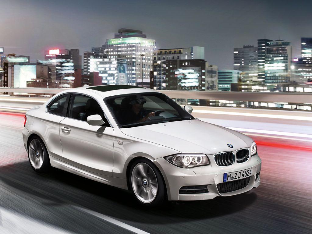 BMW 1er Modelljahr 2012
